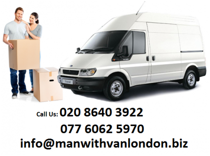 Man And Van hire Gravesend